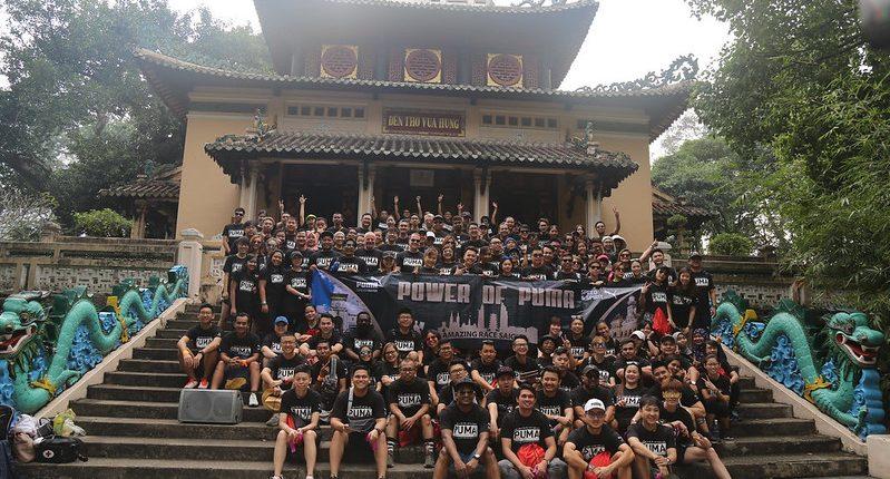 Việt Nam - Địa điểm lý tưởng tổ chức Amazing Race