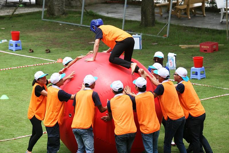 Team Building gắn kết ngắn hạn